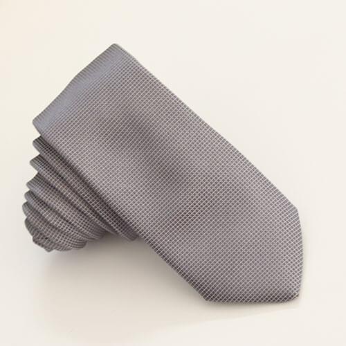 Cà vạt xám tro