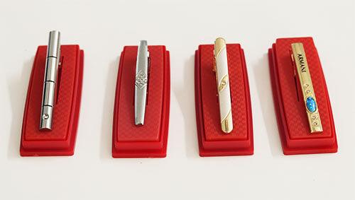 Các mẫu kẹp cà vạt Thomas Nguyen