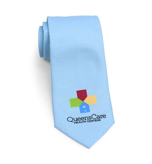 Mẫu cà vạt in logo