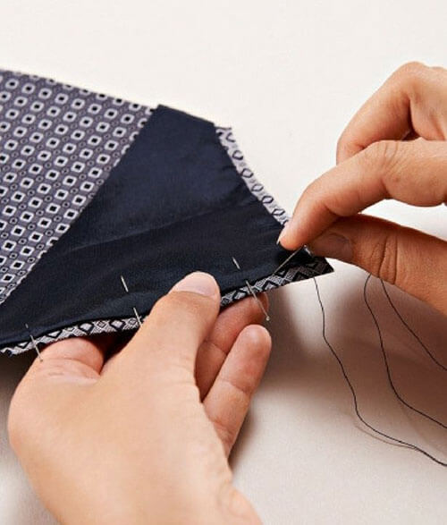 May cà vạt