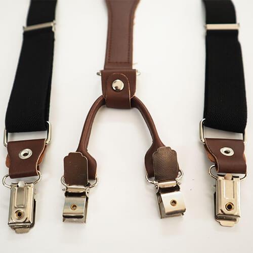 Nút kẹp suspenders