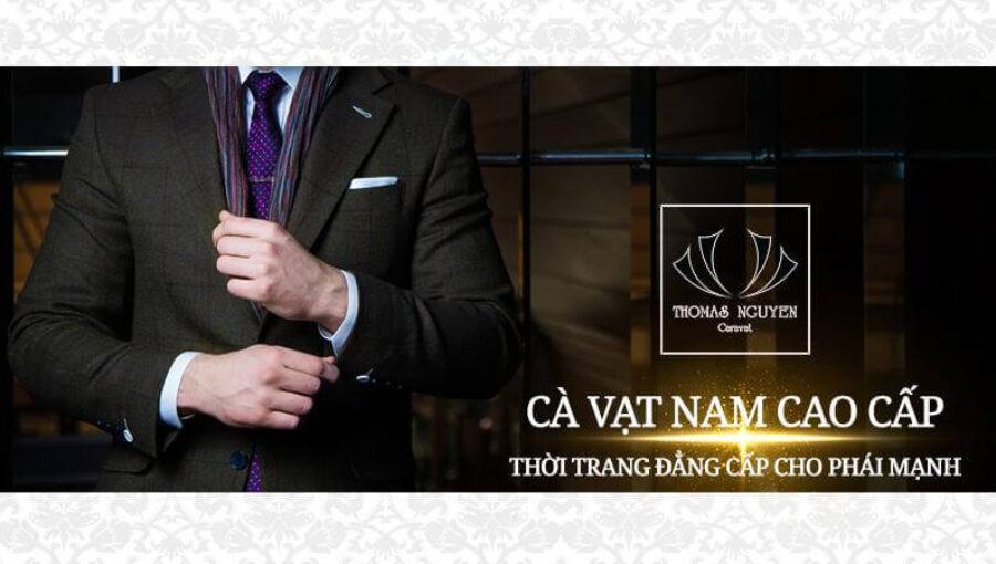 Cà vạt nam cao cấp | Thời trang đẳng cấp cho phái mạnh
