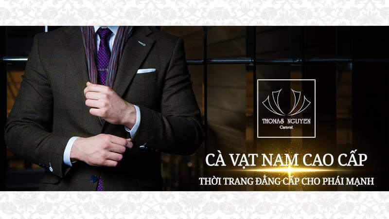 Cà vạt cao cấp Thomas Nguyen đẳng cấp quý ông