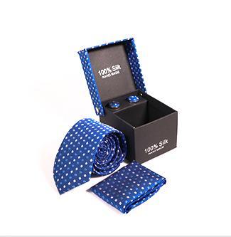 BST: Bộ cà vạt bản nhỏ (bản 5.5 cm)