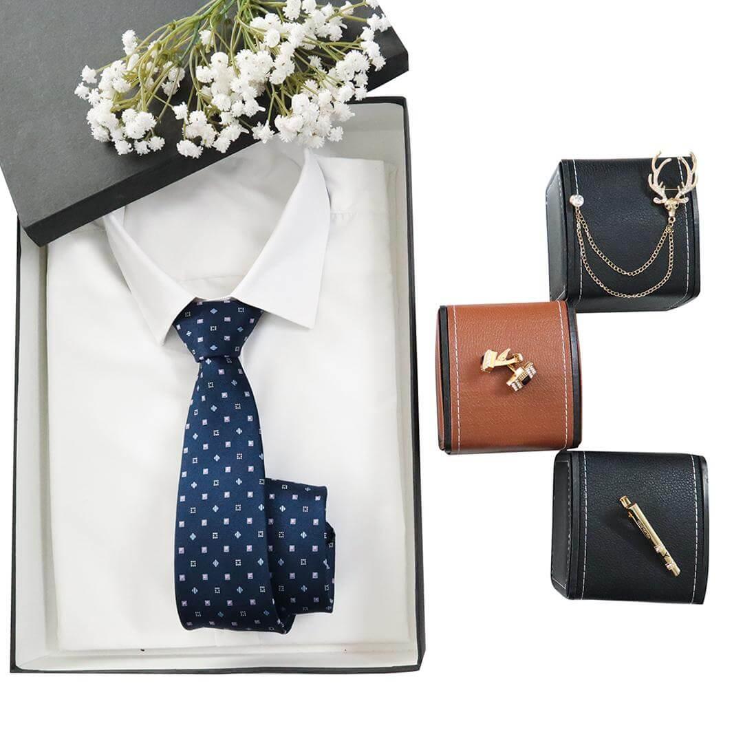 Quà tặng cà vạt chấm bi ý nghĩa