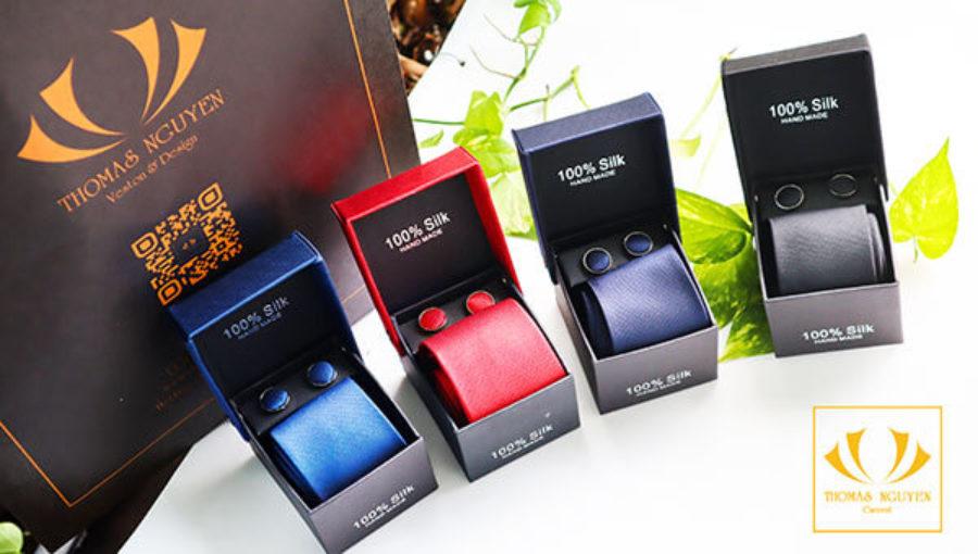 """Cà vạt Hàn Quốc – Mẫu cà vạt """"hot"""" nhất hiện nay"""