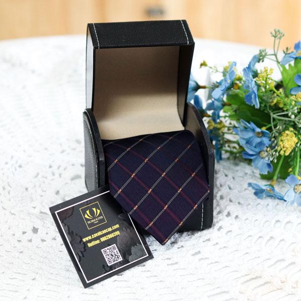 Mua cà vạt cao cấp slik 100% tại Thomas Nguyen