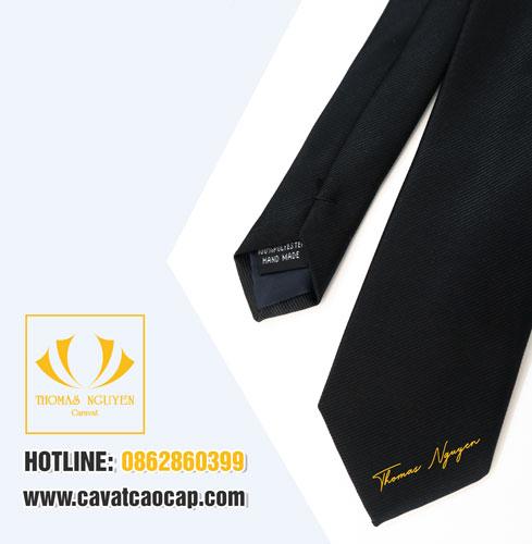 Cà vạt đồng phục công ty Thomas Nguyen