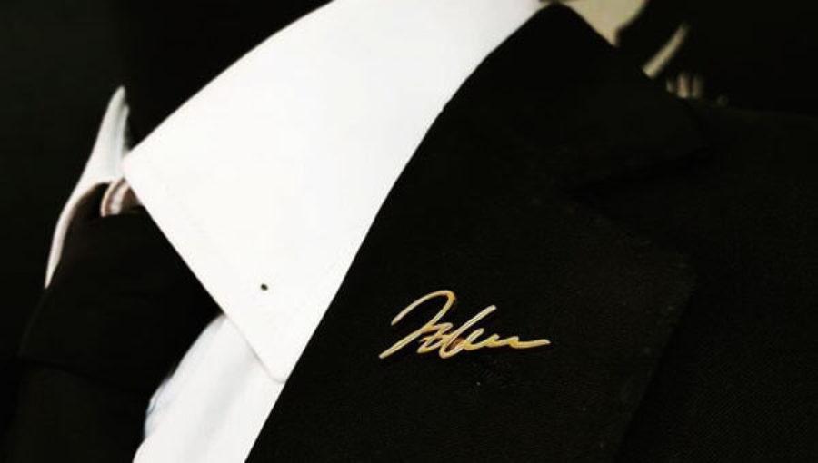 Ghim áo vest | Linh hồn của chiếc áo vest đẳng cấp