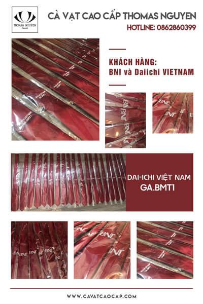 Cà vạt đồng phục Dai - ichi