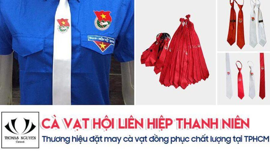 Cà vạt Hội liên hiệp Thanh niên   Chỉn chu   Trang nghiêm