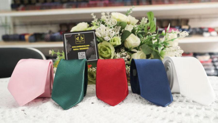 Cà vạt nam giá rẻ | Bộ caravat dành cho quý ông sành điệu