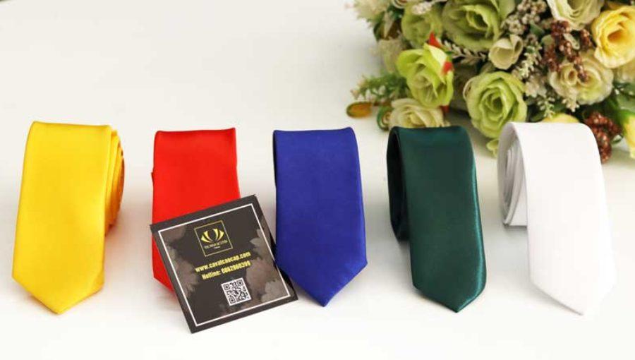 Chọn cà vạt nam đẹp cùng  Thomas Nguyen