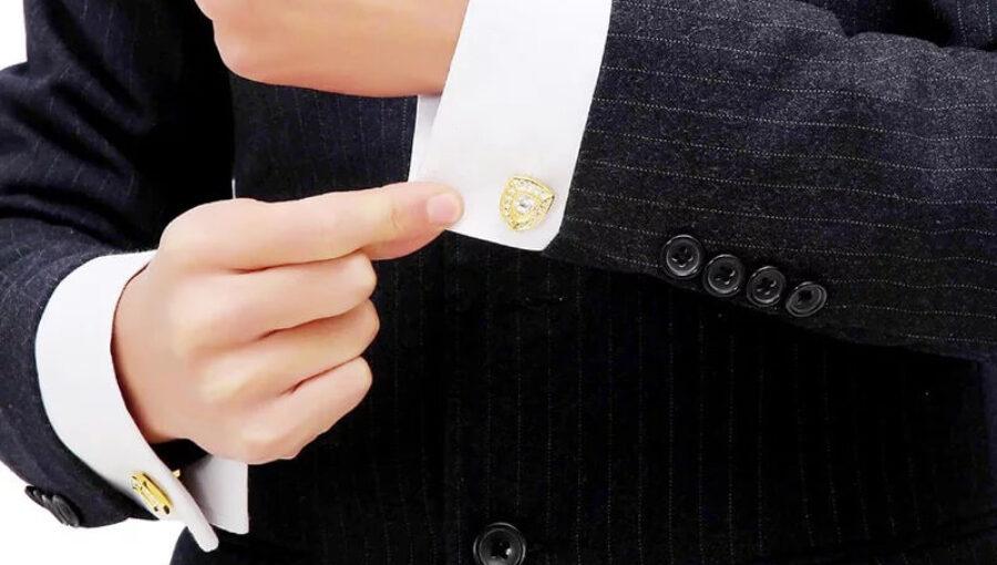 Khuy măng sét | Điểm nhấn tinh tế cho trang phục của quý ông