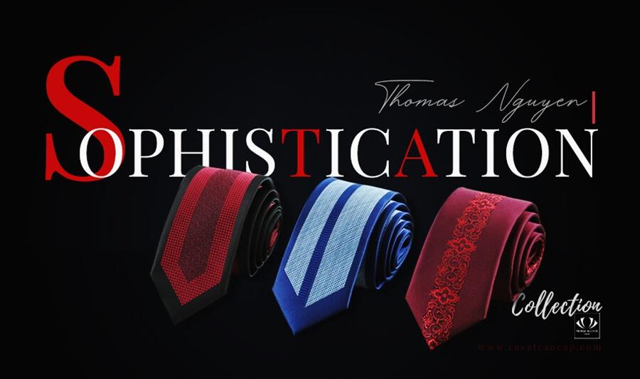 bộ sưu tập cà vạt