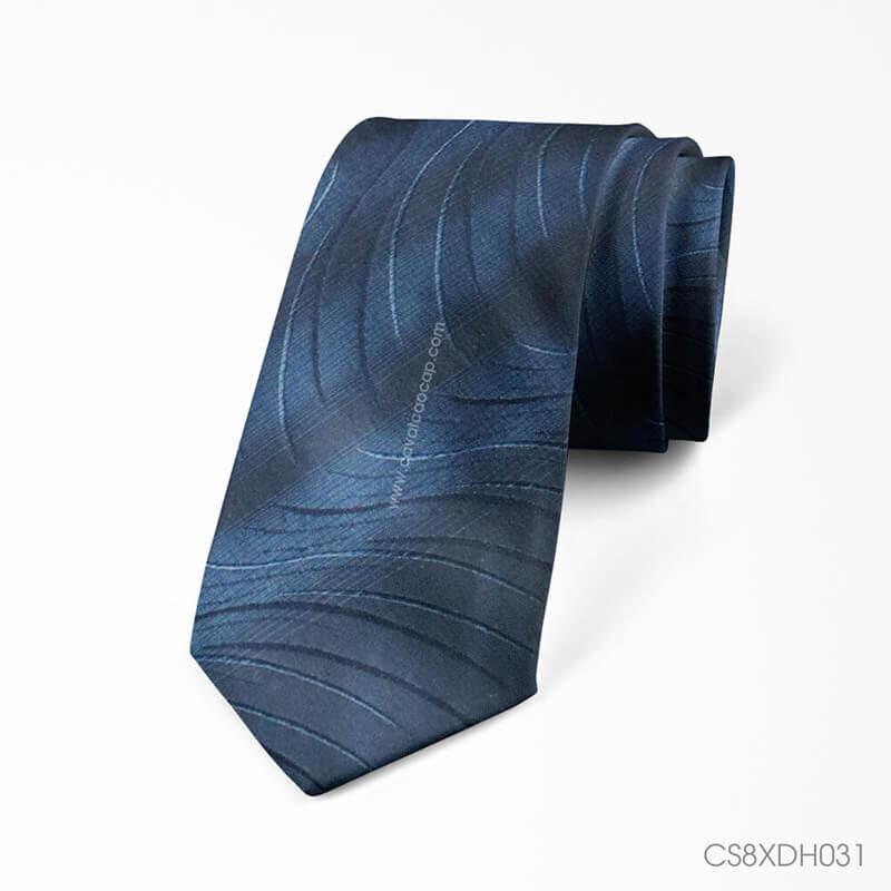 Ý nghĩa cà vạt màu xanh