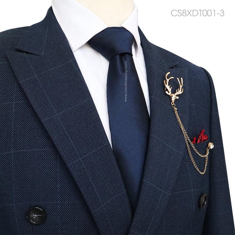 cần lưu ý chỗ trũng cà vạt khi học cách thắt cà vạt