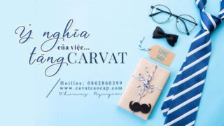 Khám phá ý nghĩa của tặng cà vạt đối với người nhận và cả người tặng