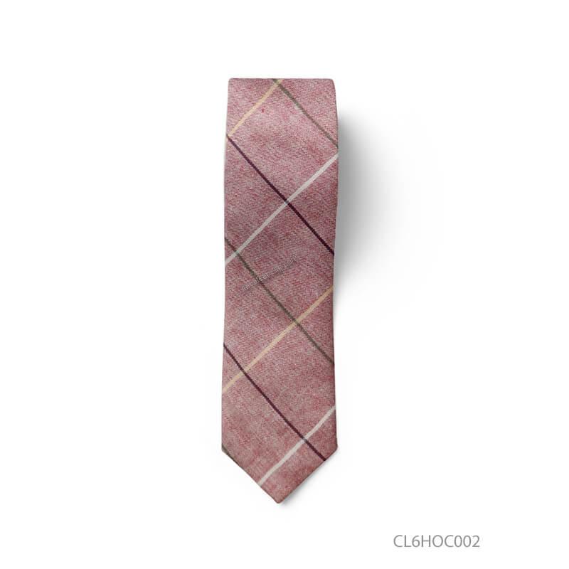 Cà vạt vải cotton