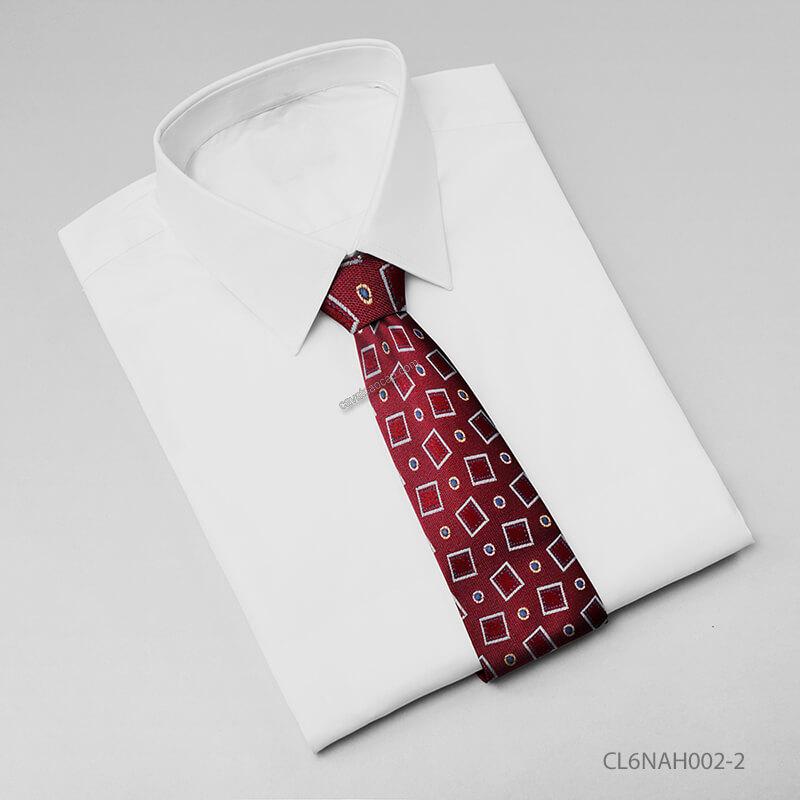 Cà vạt nam Hàn Quốc với họa tiết cao cấp