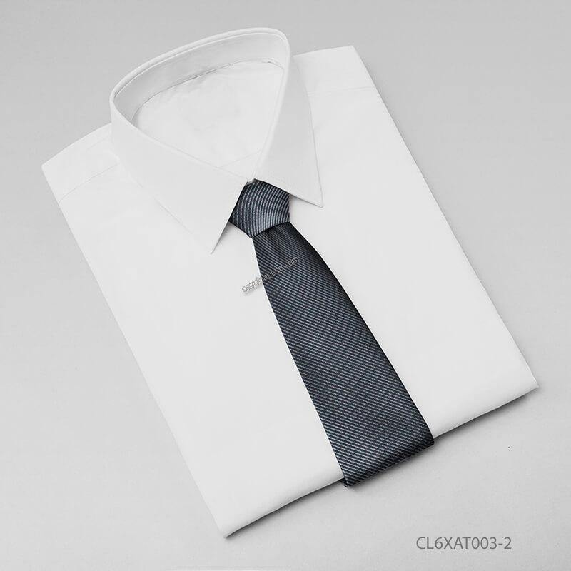 cà vạt xám