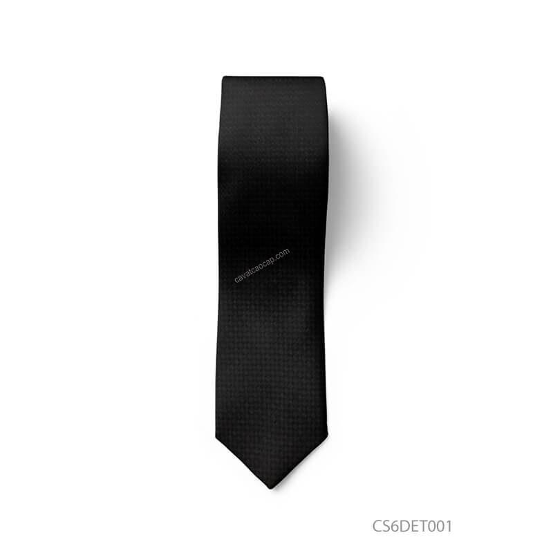 Cà vạt đen cao cấp Thomas Nguyen