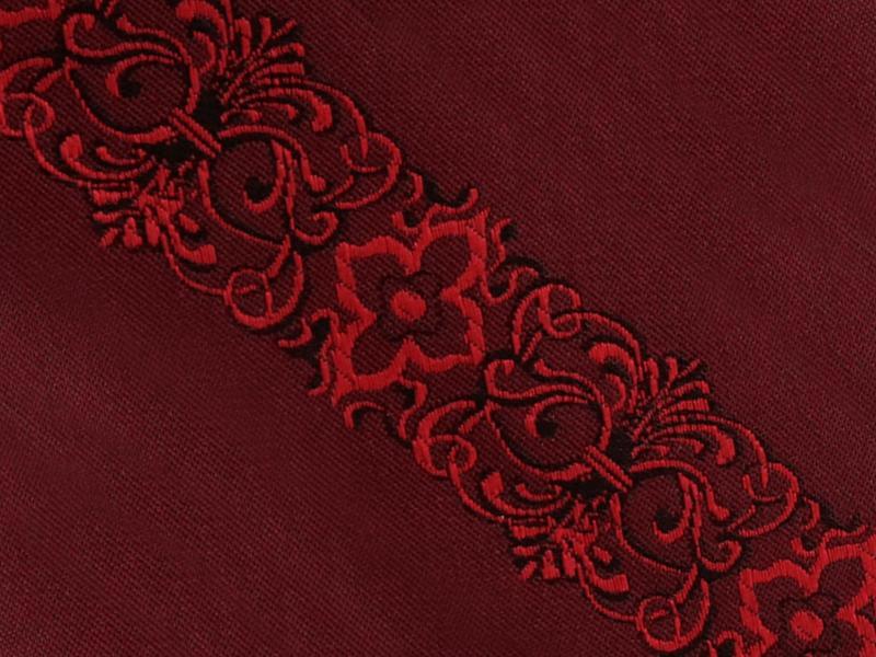 Khổ vải được dệt hoàn thiện