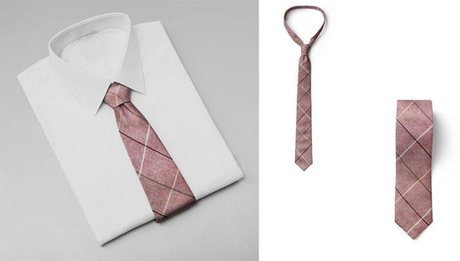 Những mẫu cà vạt nam Hàn Quốc hot nhất hiện nay