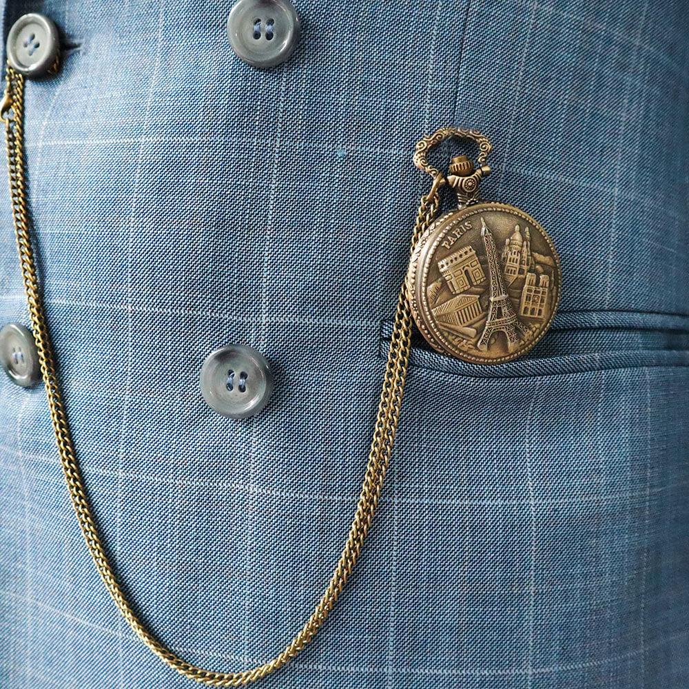 Cách đeo đồng hồ quả quýt