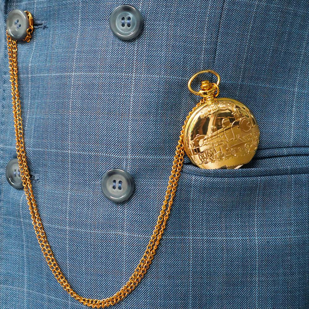 Các mẫu đồng hồ quả quýt thiết kế thời trang