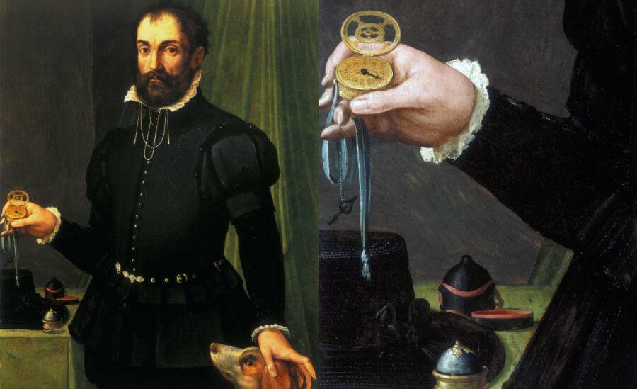 Đồng hồ quả quýt biểu tượng của sự xa hoa, quý tộc