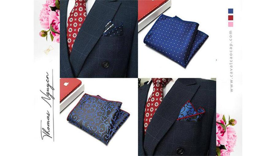 Khăn bỏ túi áo vest | Thấu hiểu từ chất liệu đến giá thành