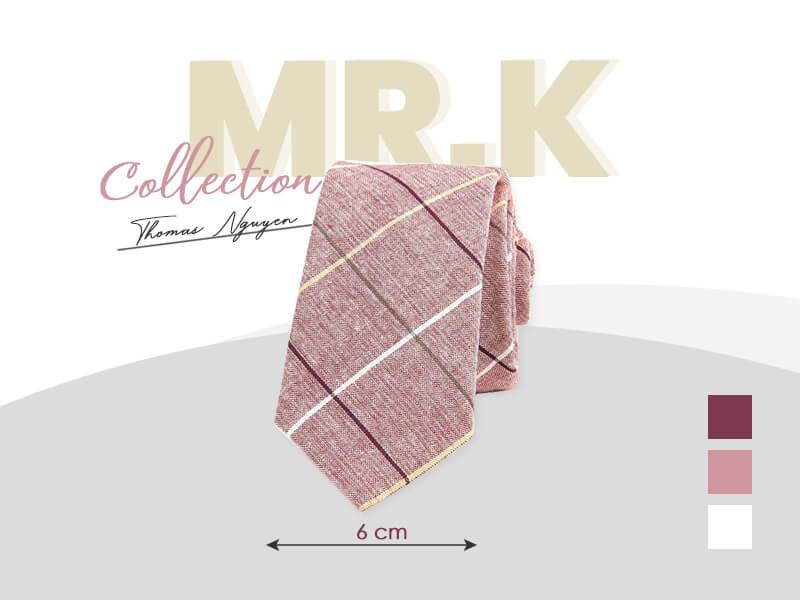 Cà vạt Hàn Quốc bản nhỏ