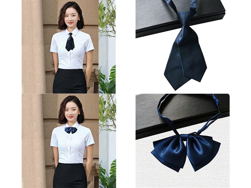 Khi nào bạn cần sử dụng cà vạt nữ công sở