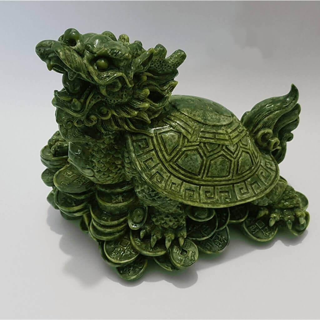 Tượng rùa rồng quà tặng văn phòng cho sếp nam