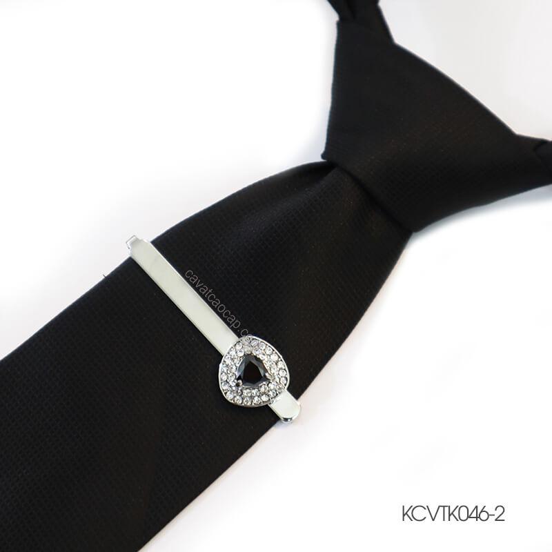 Kẹp cà vạt - phụ kiện nam dành cho những quý ông thích sự chỉn chu