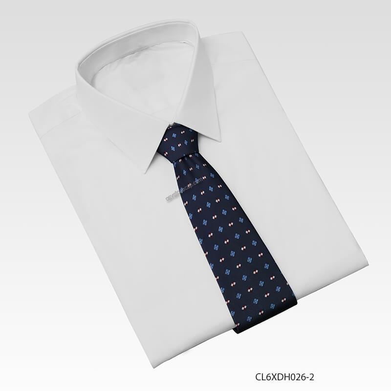 Chọn caravat theo mẫu cà vạt