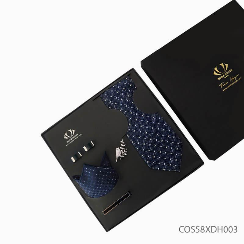 Combo quà tặng phụ kiện thời trang tặng sếp