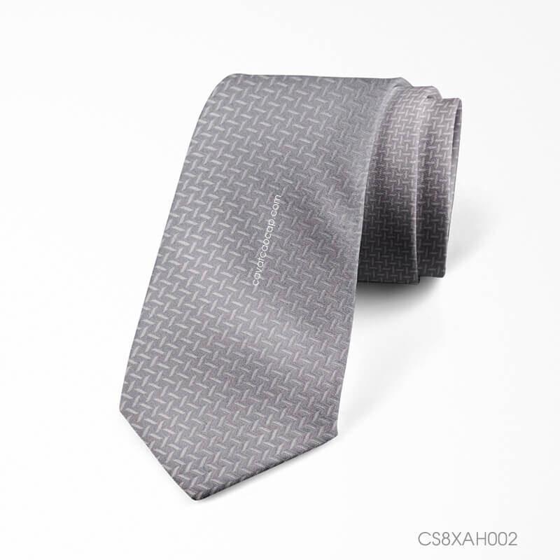 Cà vạt vải lụa tơ tằm