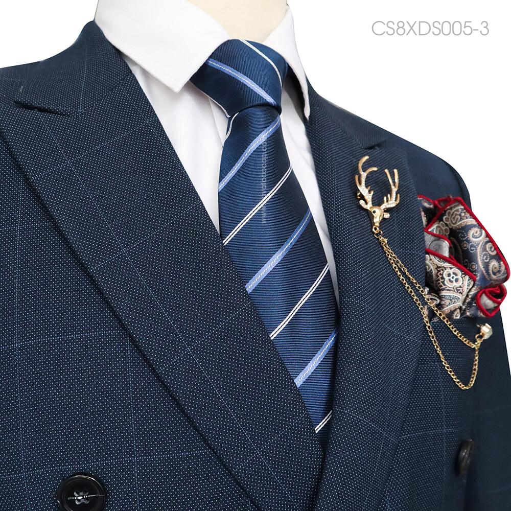 Phong cách thời trang nam lịch lãm, sang trọng