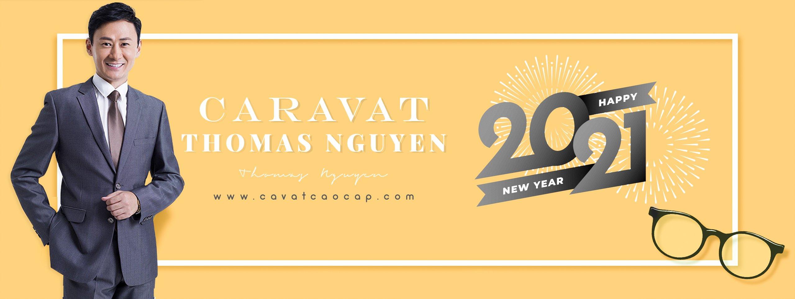 Cà vạt Thomas Nguyen 2021