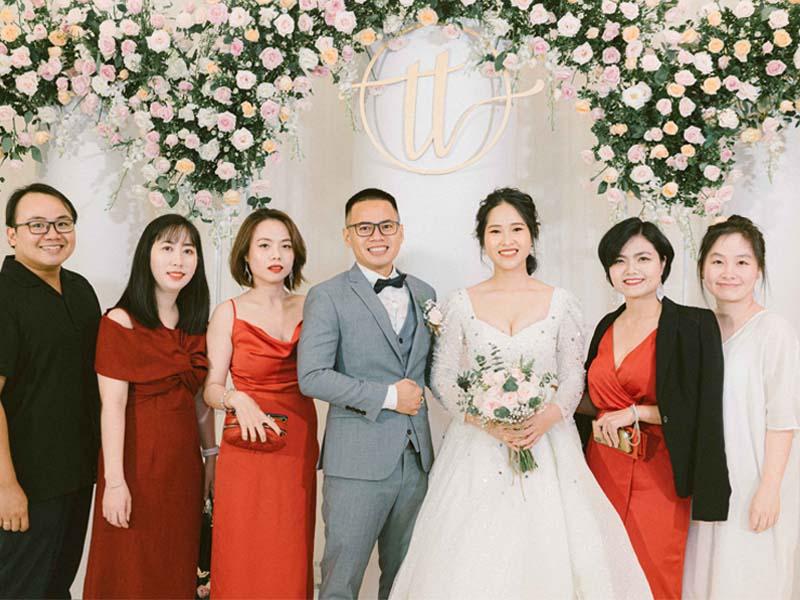 Lời khuyên về lễ phục cưới bên cạnh các phụ kiện chú rể