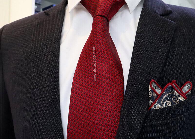 Cravat- cà vạt lụa cao cấp