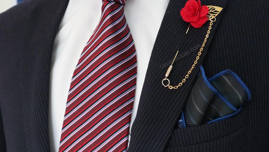 Các loại cà vạt nên có trong tủ phụ kiện của người đàn ông 30 tuổi