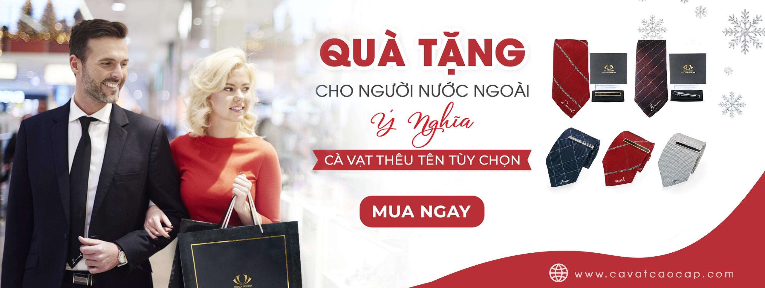 Quà tặng người nước ngoài Thomas Nguyen
